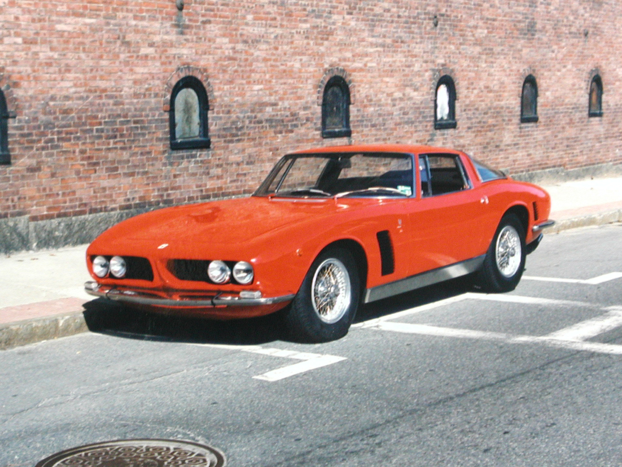 Iso grifo for Grifo exterior