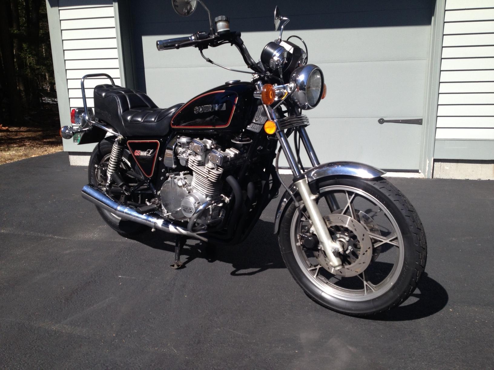 Suzuki Gs1100l Lowrider