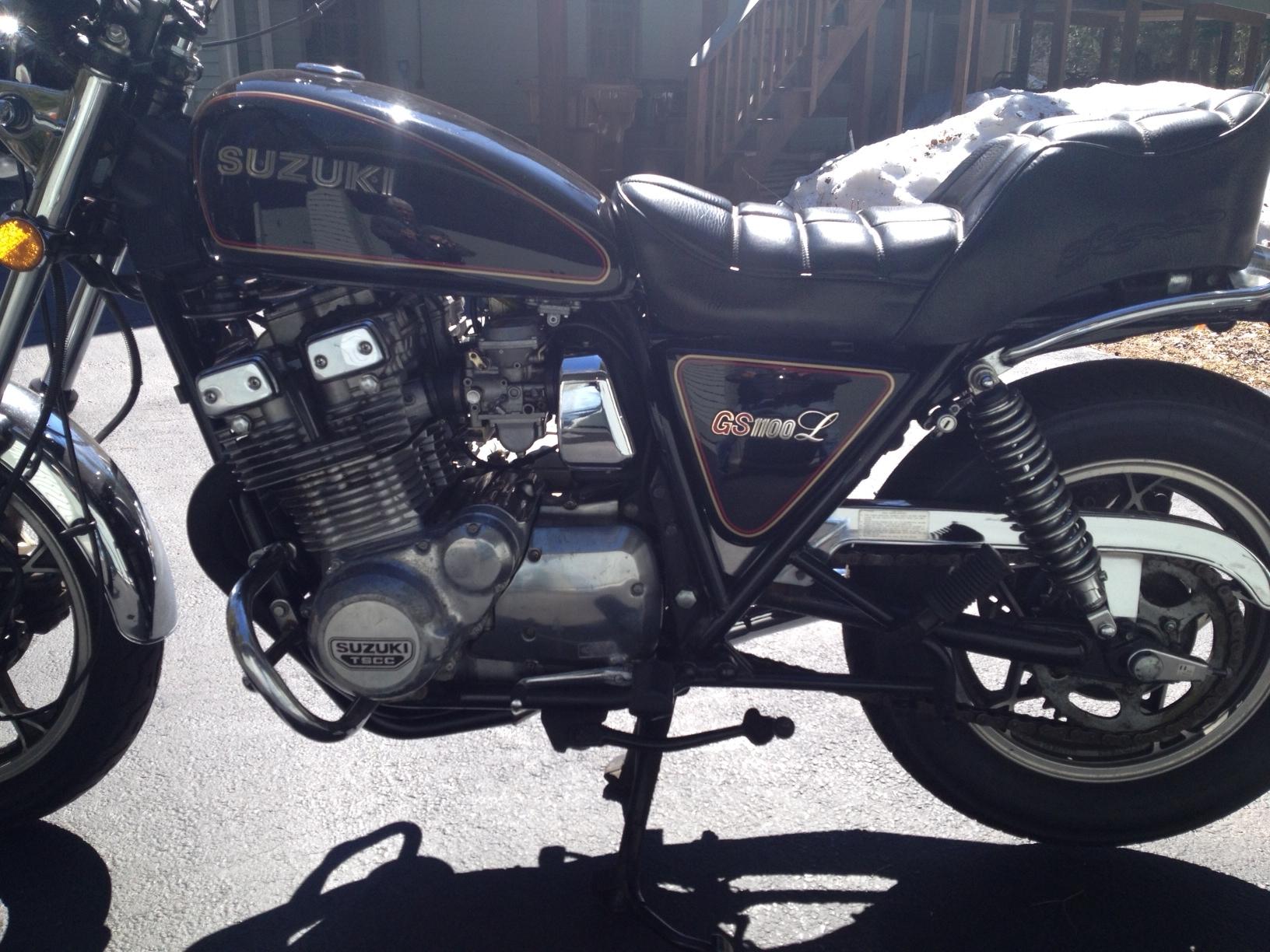 1980 suzuki gs1100l lowrider