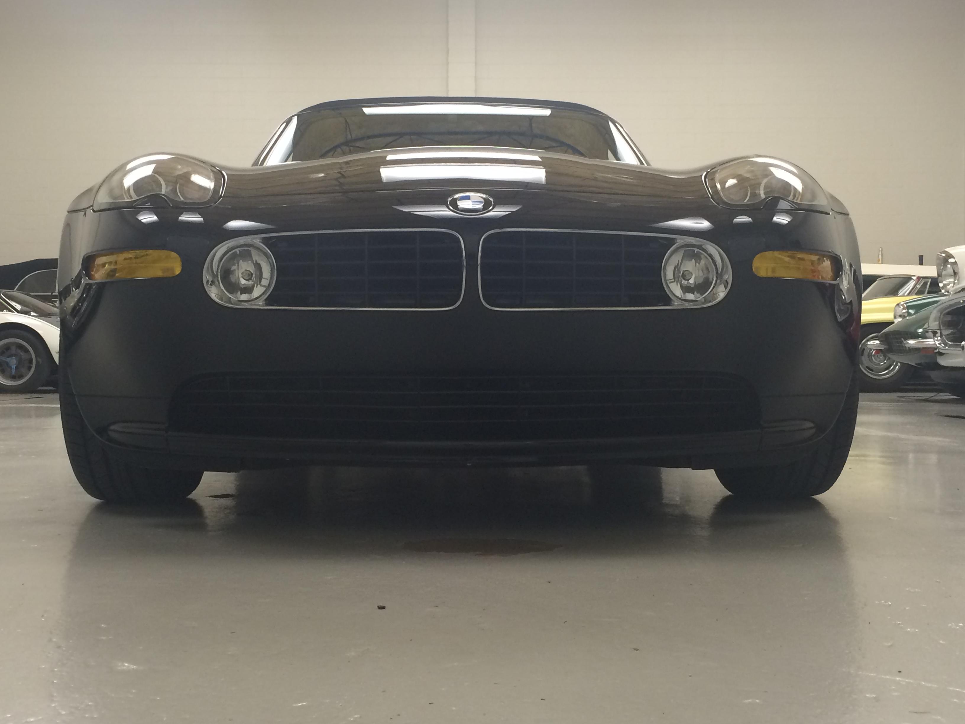 Bmw Z8 Affordable Bmw Z With Bmw Z8 Black Stig Tests The